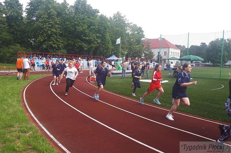 Aktualności, Powiatowa Olimpiada Integracyjna Gąbinie - zdjęcie, fotografia