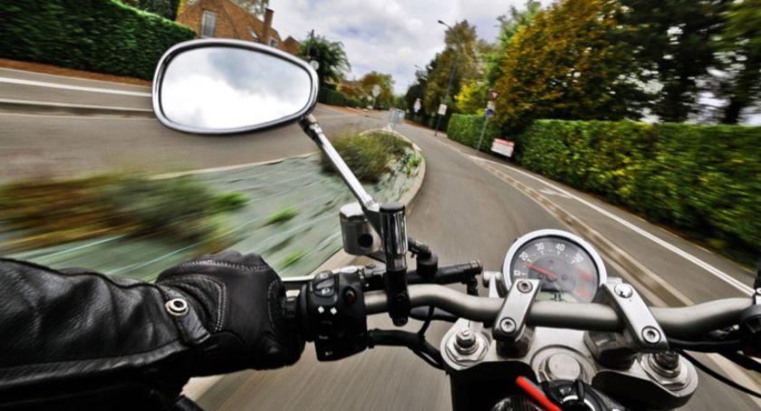Wypadki drogowe, Śmierć motocyklu - zdjęcie, fotografia