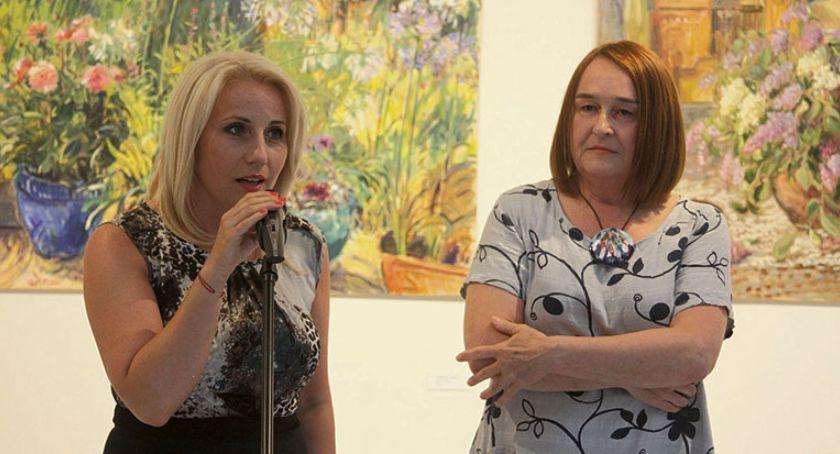 Wystawa, Wystawa Doroty Goleniewskiej Szelągowskiej - zdjęcie, fotografia