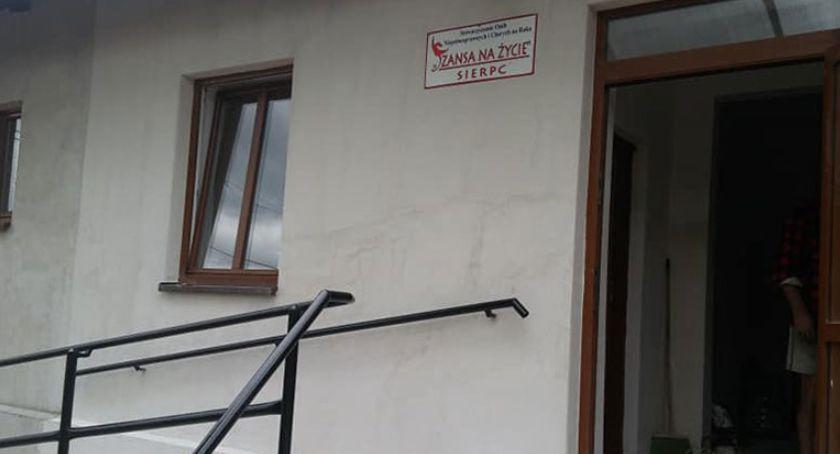 Sierpc - powiat sierpecki, Wprowadzają swoje - zdjęcie, fotografia