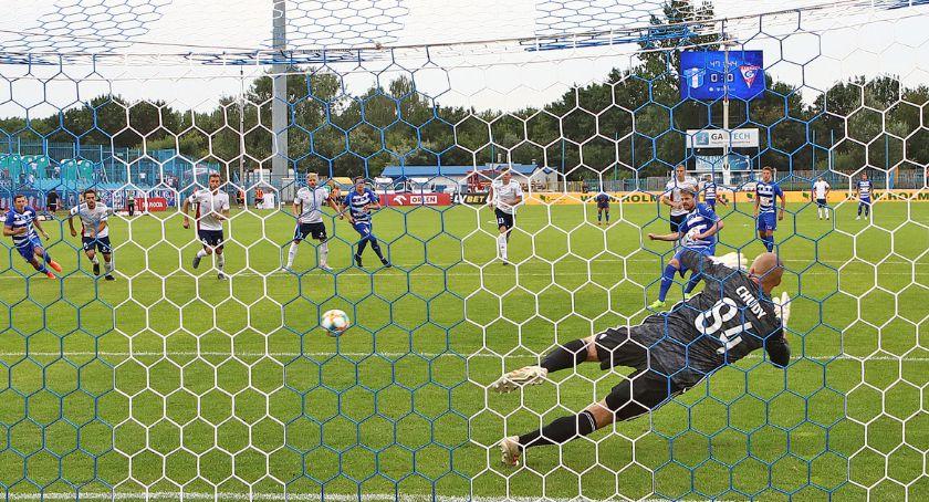 Piłka nożna, Ekstraklasa Wisła Płock remisuje Górnikiem Zabrze [ZDJĘCIA WIDEO] - zdjęcie, fotografia