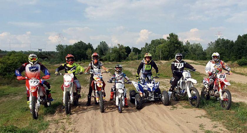 Warto wiedzieć, Płocki motocross - zdjęcie, fotografia
