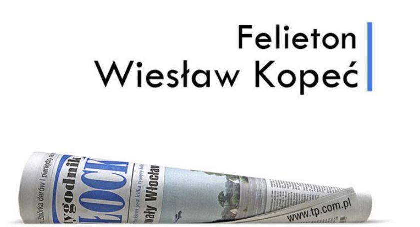 Felieton, Wojna trwa! - zdjęcie, fotografia