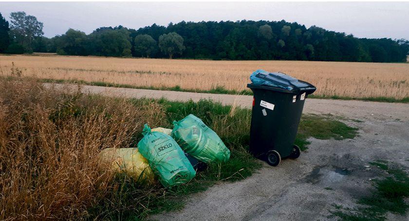 """Aktualności, """"kryzys śmieciowy"""" - zdjęcie, fotografia"""
