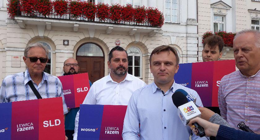 Partie polityczne, Wiosna Razem gotowe startu wyborach razie podają nazwisk - zdjęcie, fotografia
