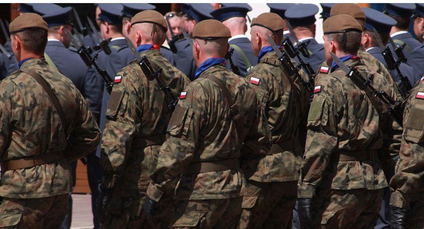 Wydarzenia, Święto Wojska Polskiego obrony Płocka - zdjęcie, fotografia
