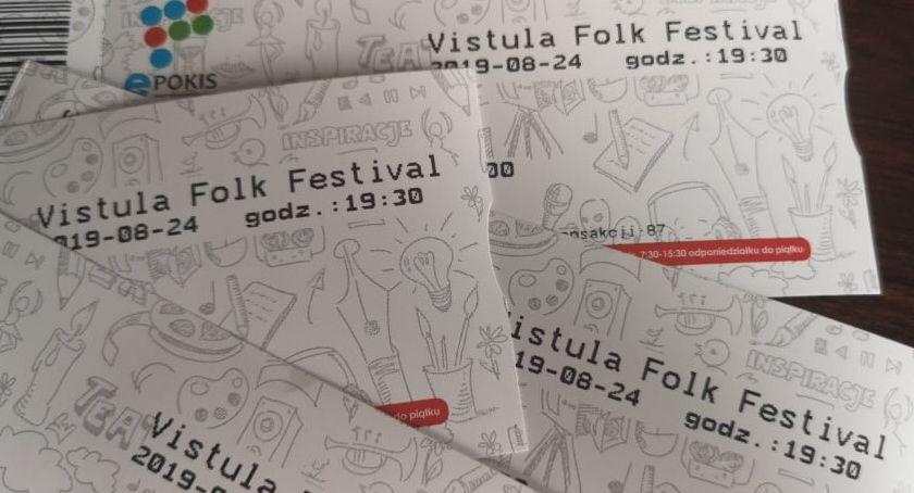 Konkurs, Konkurs! wygrania bilety koncert galowy festiwalu Vistula - zdjęcie, fotografia