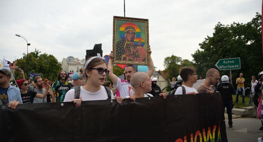 O tym się mówi, Marszu Równości Kolejny otwarty prezydenta Płocka - zdjęcie, fotografia