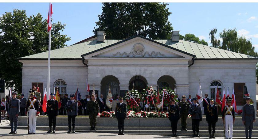 Aktualności, Płocczanie uczcili święto Wojska Polskiego [ZDJĘCIA] - zdjęcie, fotografia