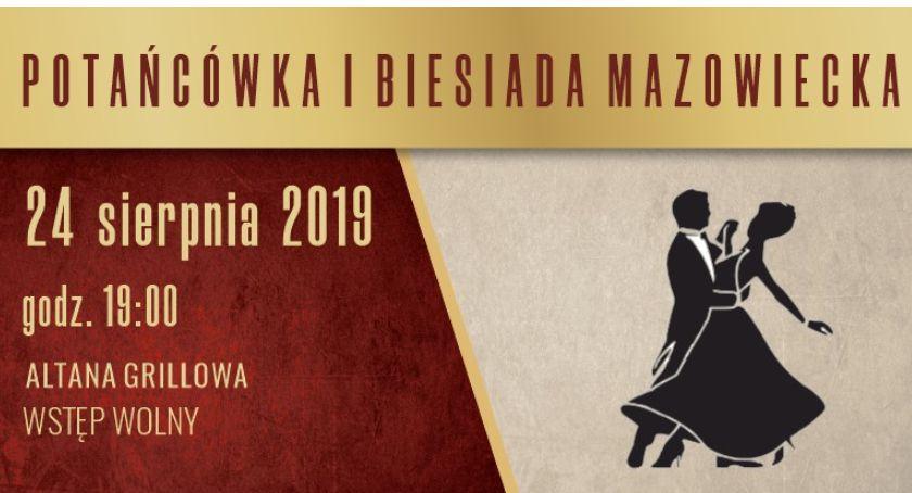 Wydarzenia kulturalne, Potańcówka biesiada Mazowiecka Stefano Terrazzino Sannikach - zdjęcie, fotografia