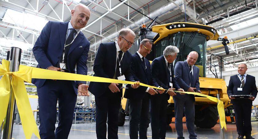 20 lat CNH i otwarcie nowej hali produkcyjnej