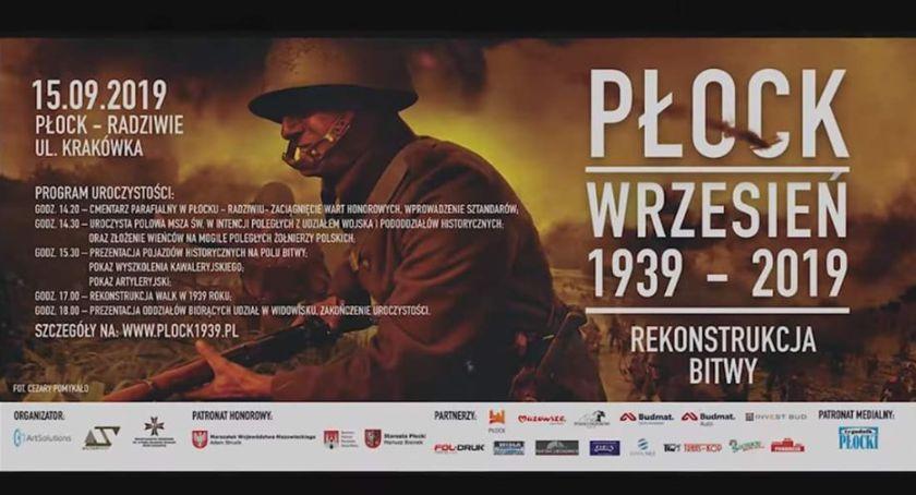 Wydarzenia kulturalne, Rekonstrukcja bitwy Płockiem najbliższą niedzielę - zdjęcie, fotografia