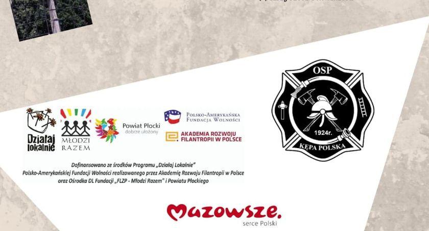Wokół Nas, Ocalić zapomnienia Strażacy zapraszają podsumowanie projektu - zdjęcie, fotografia