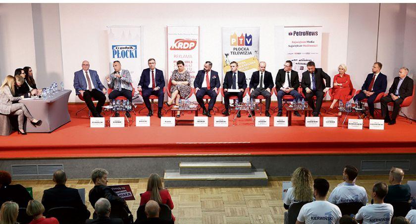 Wybory, najlepiej wypadł debacie przedwyborczej - zdjęcie, fotografia