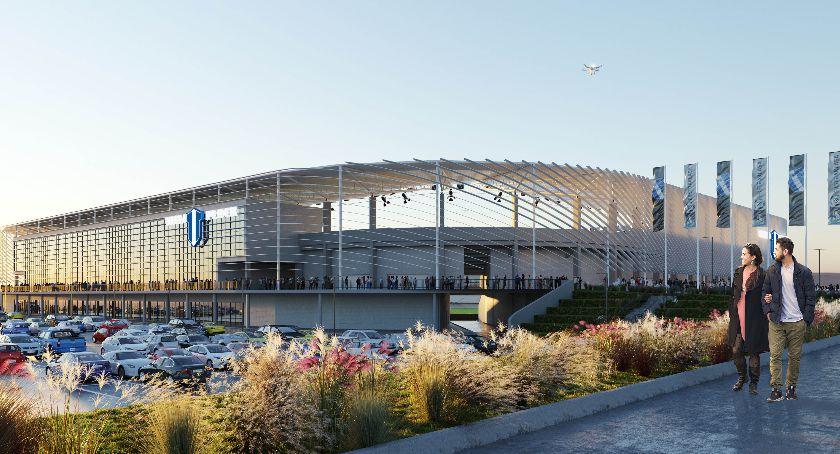 Inwestycje, Stadion Nafciarzy zielone światło Zobaczcie wyglądają wizualizacje - zdjęcie, fotografia