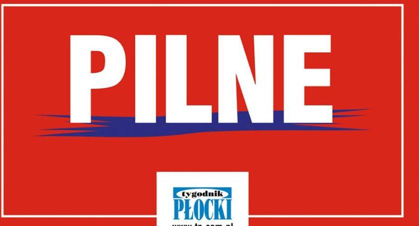 Wybory, Płocku doszło złamania ciszy wyborczej Policja ustala fakty - zdjęcie, fotografia