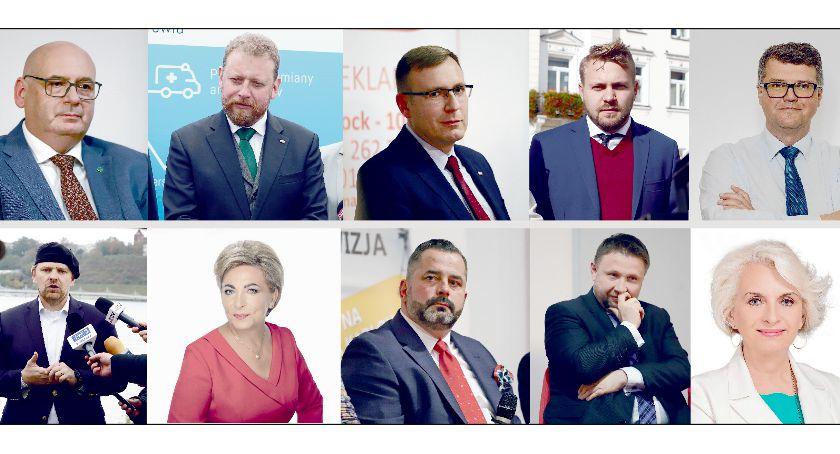 Wybory, Znamy nazwiska posłów senatora okręgu płockiego - zdjęcie, fotografia