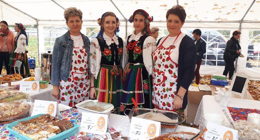 Warto wiedzieć, Warsztaty konkursy pyszne jedzenie czyli Gosposiada Brudzeniu Dużym [ZDJĘCIA] - zdjęcie, fotografia