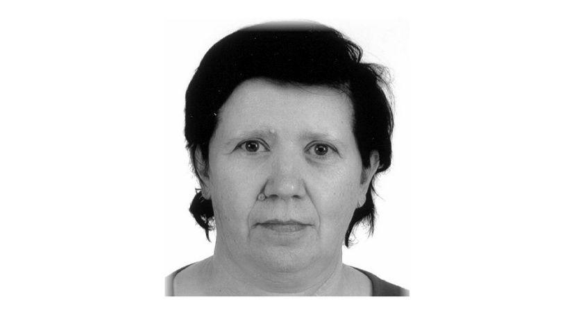 Komunikaty policji , Wyszła wróciła widział Marię Radwańską - zdjęcie, fotografia