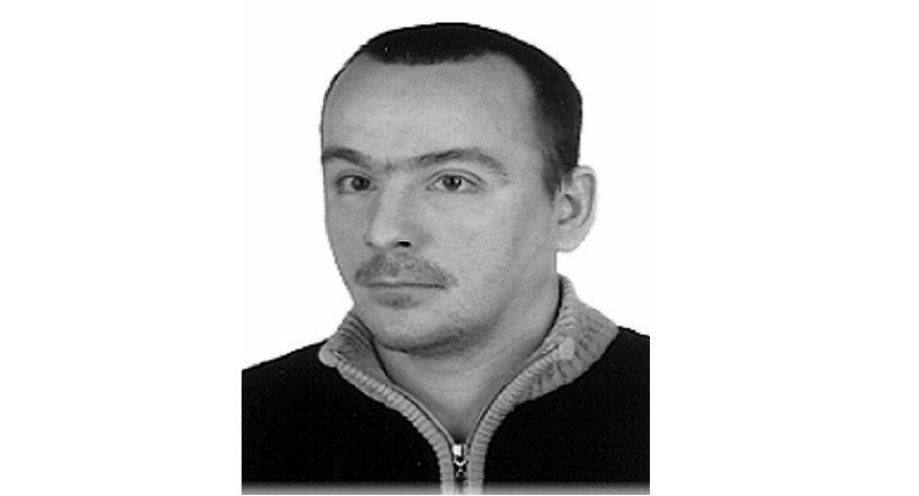 Komunikaty policji , Zaginął Bogumił Adamkowski - zdjęcie, fotografia
