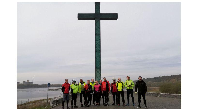 Warto wiedzieć, Rowerem krzyż Włocławka - zdjęcie, fotografia