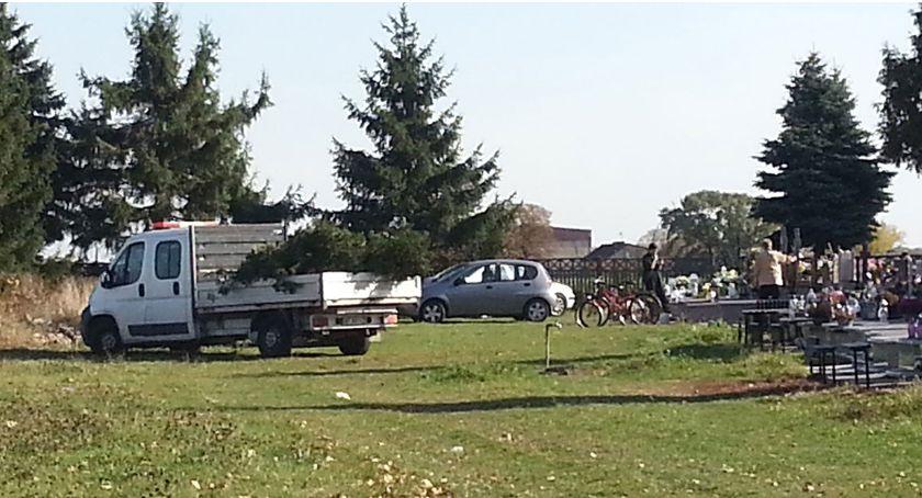 Warto wiedzieć, Stara Biała robili cmentarzu - zdjęcie, fotografia