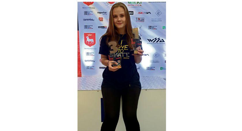 Inne , Karolina Jagielska została mistrzynią Polski - zdjęcie, fotografia
