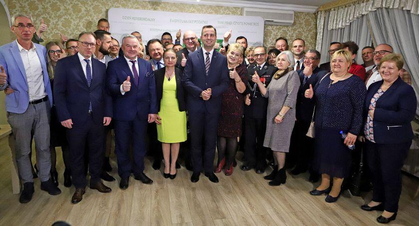 Władysław Kosiniak-Kamysz w Cekanowie. Rusza z kampania prezydencka na ziemi płockiej. [ZDJĘCIA]