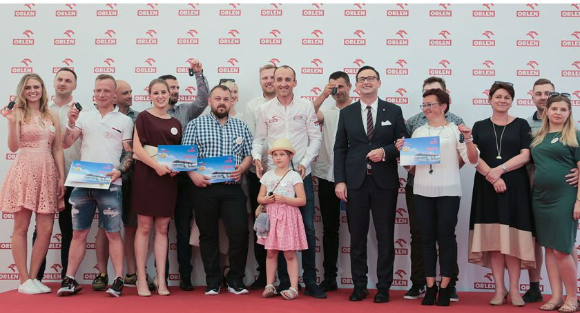 70 samochodów już wygrali szczęśliwcy w Loterii ORLEN