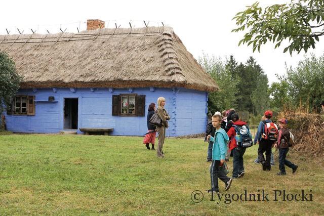Sierpc - powiat sierpecki, sierpeckiego skansenu - zdjęcie, fotografia