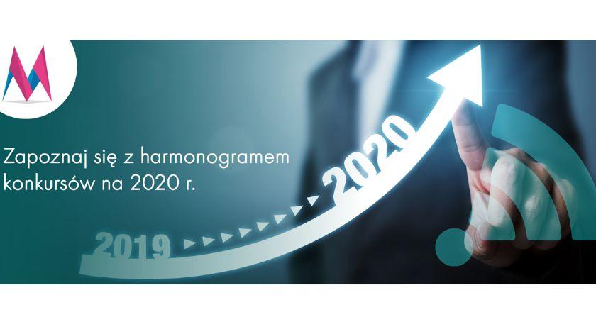 Znamy już harmonogram konkursów o unijne dofinansowanie w 2020 roku na Mazowszu