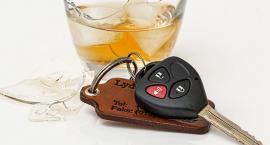 Pijany kierowca bez uprawnień