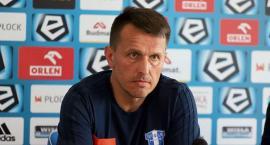 Leszek Ojrzyński: zachować zerowe konto z tyłu