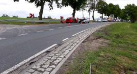 Wypadek w Brochocinie. 5 osób w szpitalu