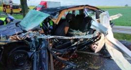 W wypadku w Goślicach zginęła jedna osoba