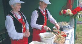 Wielkie gotowanie w skansenie