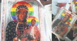 Nie milkną echa profanacji wizerunku Matki Boskiej Częstochowskiej