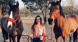 Kinga Mikołajczyk i jej miłość do jeździectwa