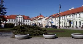 Projekt przebudowy placu Narutowicza