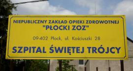 Niełatwa sytuacja w Płockim Zakładzie Opieki Zdrowotnej