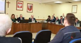 Sesja Rady Powiatu w Płocku