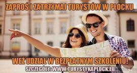 Płocka Lokalna Organizacja Turystyczna zaprasza na bezpłatne szkolenie