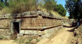 O sztuce etruskiej w PGS