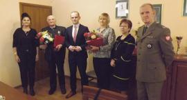 Wyjątkowa uroczystość w Radzanowie. Zasłużeni dla obronności