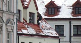 Prezydent przypomina o odśnieżaniu dachów