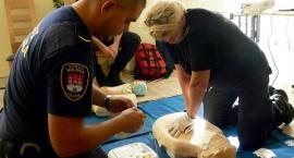Defibrylator AED w Straży Miejskiej