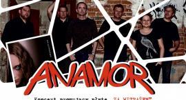 Koncert zespołu ANAMOR