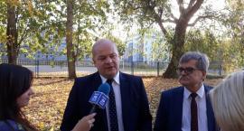 Prezydent Płocka proponuje współpracę przy budowie szkolnych boisk