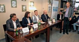Zdjęcia oraz wideo z debaty prezydenckiej Tygodnika Płockiego
