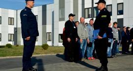 Policyjne ćwiczenia w Sierpcu